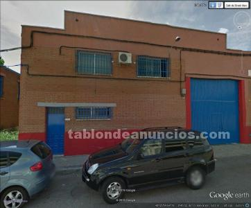 Nave industrial , pol sonsoles