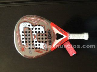 Nueva! pala royal padel cross pro carb�n