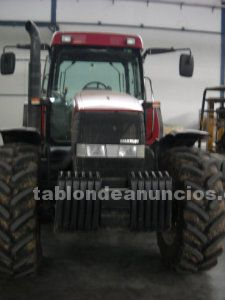 Tractor case mx135 dt
