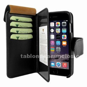 FUNDA PARA IPHONE 6 Y 6S. WALLET MAGNUM