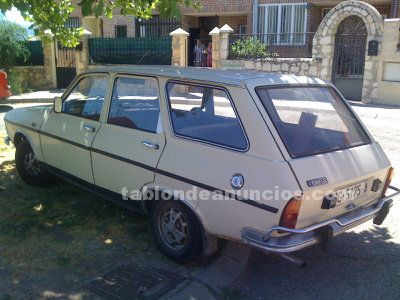 Se vende renault 12 familiar