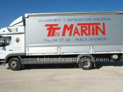 Transportista autónomo con camión