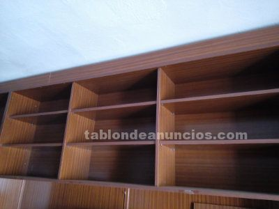 MUEBLE USO VARIO - SALON TV BIBLIOTECA