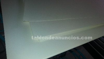 Papel acuarela blanco marca guarro.