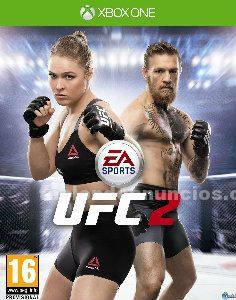 Ea sports ufc 2 xbox one digital entrega rapida