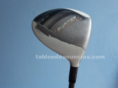 Palo de golf madera 3 taylor made burner superfast 2.0 15º