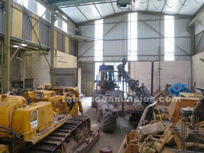 Reparación, compra-venta procesador madera