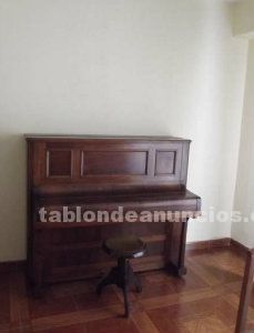 Piano de pared nogal - venta