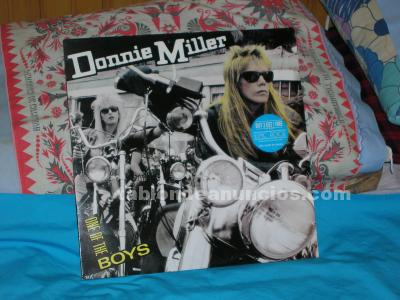 Rock and blues donnie miller