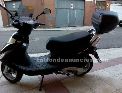 Vendo scooter kymco movie xl 125