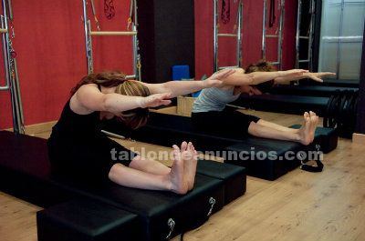 Formaci�n instructor pilates