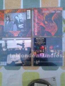 Vendo cd's heavy