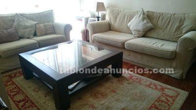 Tabl n de anuncios com mesa de centro lienzo de los for Lienzo delos gazules telas