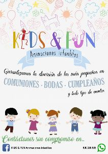Kids & fun animaciones infantiles