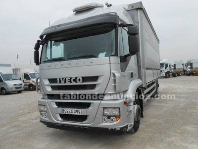 Iveco at190s36/p aut int, año 2010 549276 km