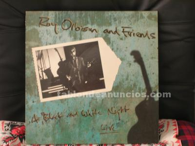 Rock and blues roy orbison and friends