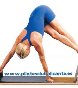Pilates club n�1 alicante