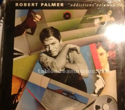 Vinilo robert parlmer addictions vol. 1