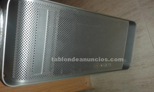 Ordenador power mac g5  con 6 gigas ram y 750 hdd