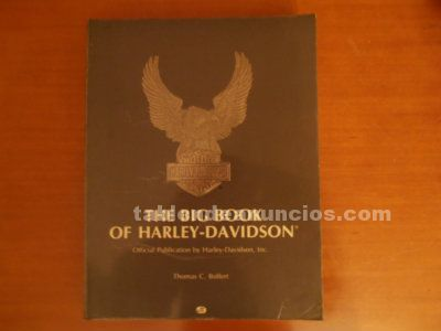 The big book of harley-davidson