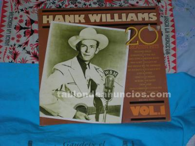 Rock and blues hank williams