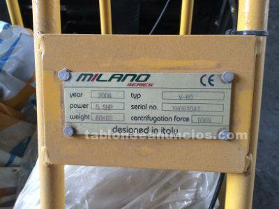 Compactadora Milano V-60