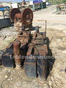 Patas para grua o perforadora 30 toneladas
