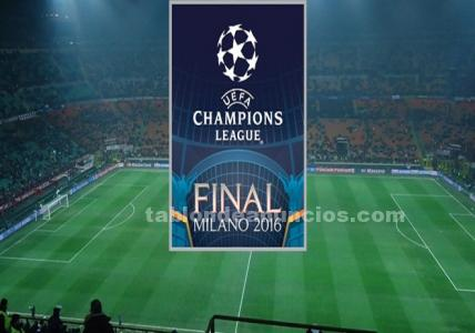 Urge venta entradas champions league