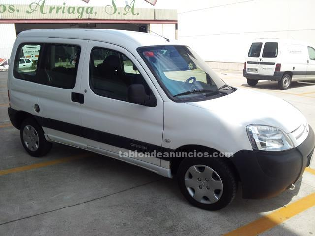 Citroen berlingo 1.6 hdi 75 sx multispace, 75cv, 5p del 2008