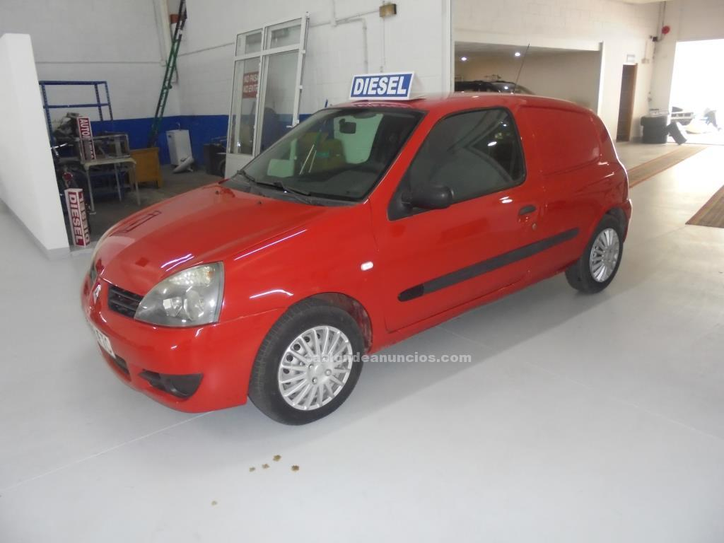 Renault clio societé 1.5dci 60 pack authentique, 60cv, 3p del 2007