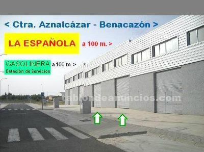 Nave industrial a 55.000 €