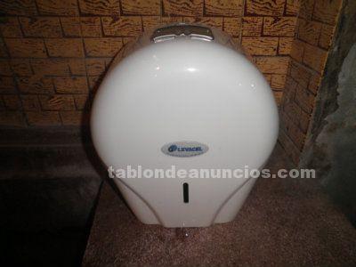 Dispensador de wc de restaurante