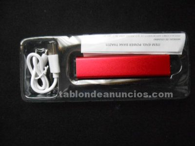 Cargador de bateria para moviles.   power  bank