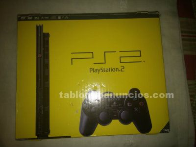 Ps2 super slim preparada