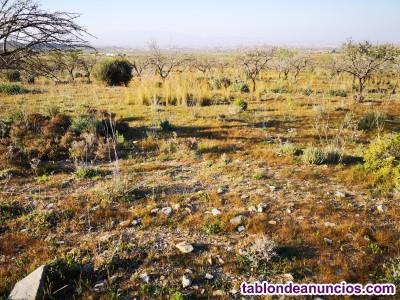 Vendo terreno rustico en cartagena a muy buen precio