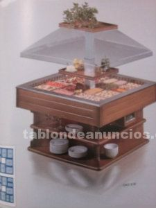 Mueble buffet central