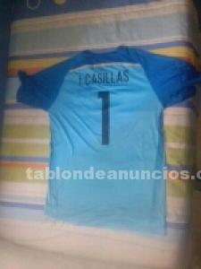Camiseta iker casillas seleccion espa�ola 2014