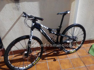 Vendo cannondale scalpel 29