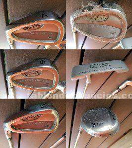 Palos de golf nuevos