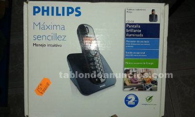 Tel�fono inal�mbrico phillips