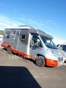Autocaravana burstner ixeo it664 - semiperfilada