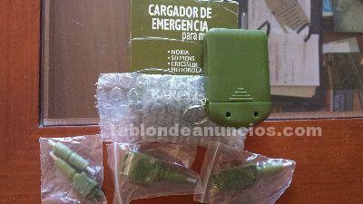 CARGADOR PORTÁTIL DE EMERGENCIA