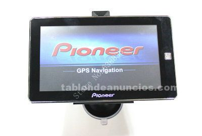 Gps pioneer camion