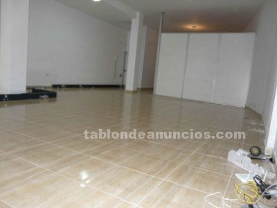 Se vende local en güimar