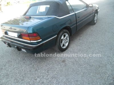Se vende chrysler lebaron