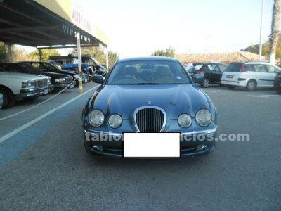 Se vende jaguar s-type 2000