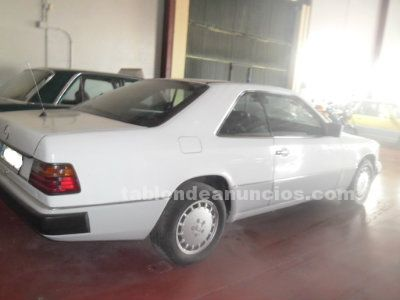 Se vende mercedes benz 230 C blanco