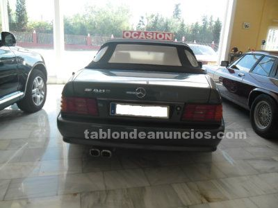 Se vende mercedes benz 500 CL