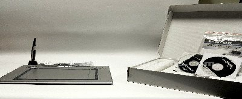 Tableta gr�fica silver crest