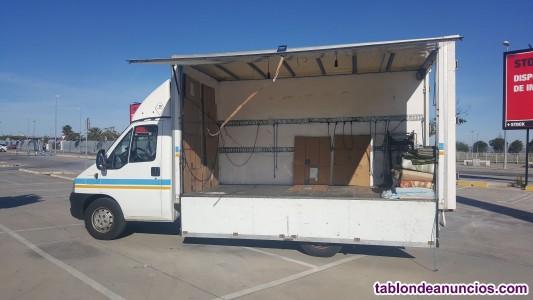 Alquiler de furgon